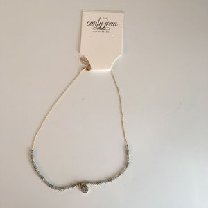 NWT Carly Jean Los Angeles necklace